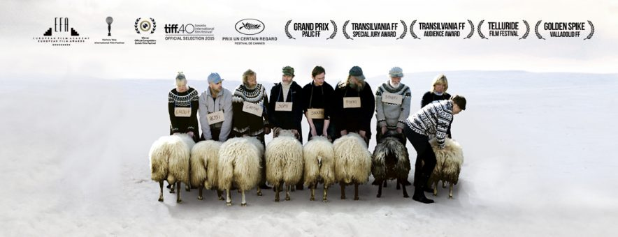 Official Film Poster - RAms