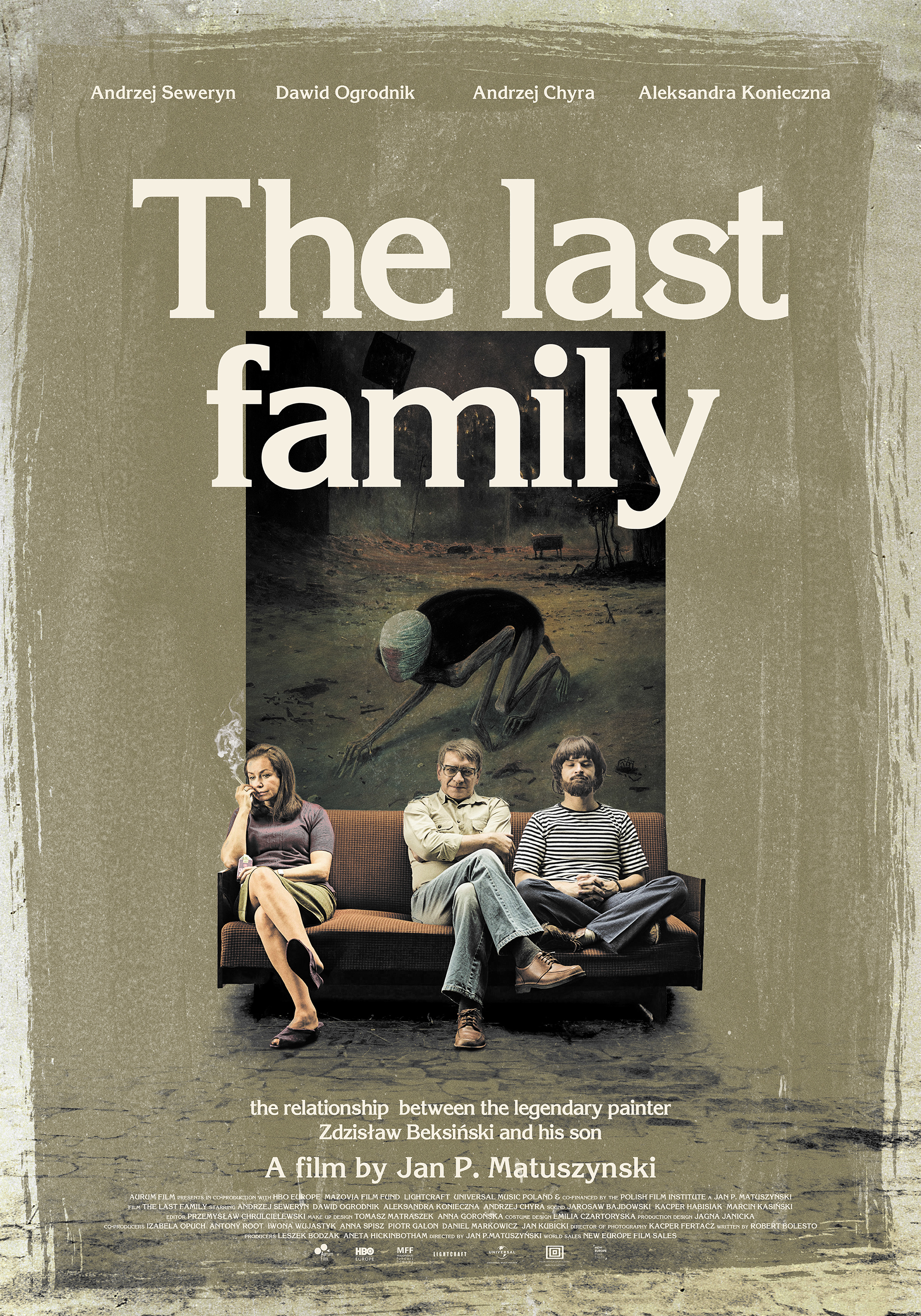 the last family official film poster the film agency