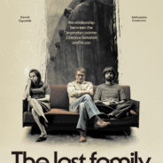 Official Film Poster - The Last Family