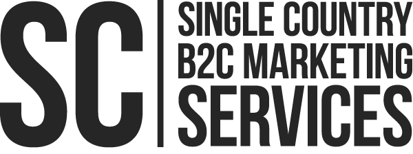 SC: Single country b2c marketing services