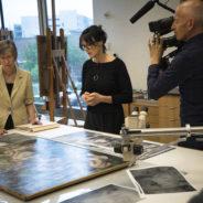 EOS Renoir_Martha Lucy & Barbara Buckley at The Barnes Foundation © Seventh Art Productions, David Bickerstaff