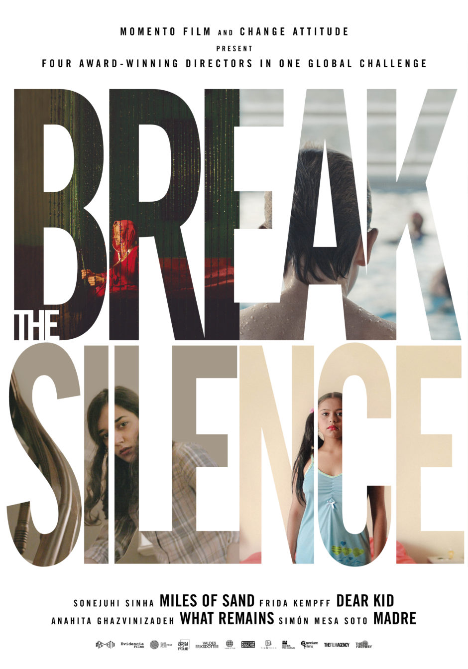 Film social media - Break the Silence