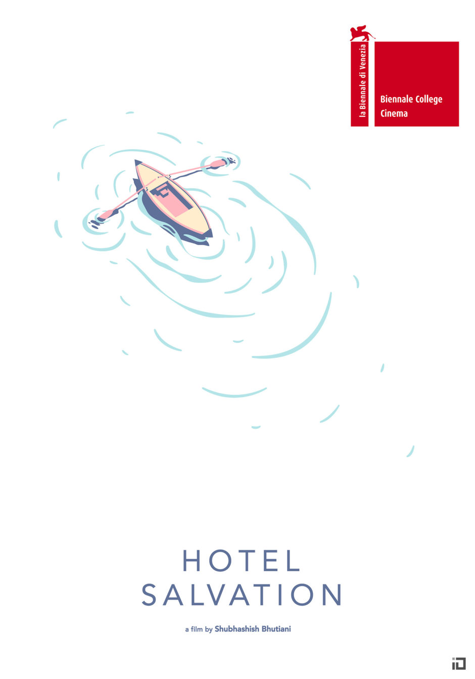 Hotel Salvation official iconograhic poster
